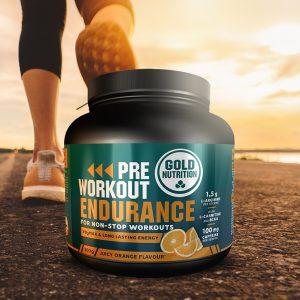 Pre Workout Endurance
