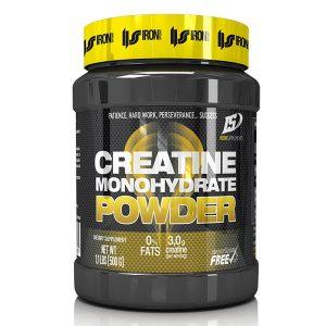 Creatine Monohydrate Powder – 500g