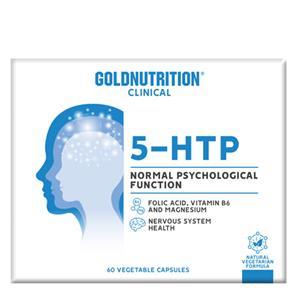 5-HTP GoldNutrition Clinical 60 cápsulas