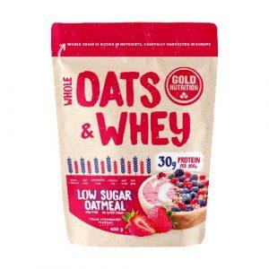 Oats & Whey 400Gr