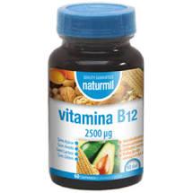 Vitamina B12 – 2500ug, 60 Comp