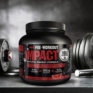 Pre Workout Impact