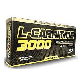L-Carnitine 3000 – 20 x 10ml