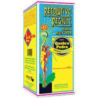 RESOLUTIVO REGIUM COM QUEBRA PEDRA