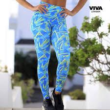 Leggings Yellow Neon