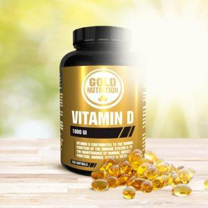 Vitamina D 1000 UI