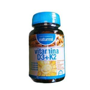 VITAMINA D3 + K2 60 COMPRIMIDOS