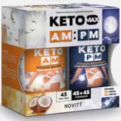 KETO MAX AM:PM – 45+45 COMPRIMIDOS